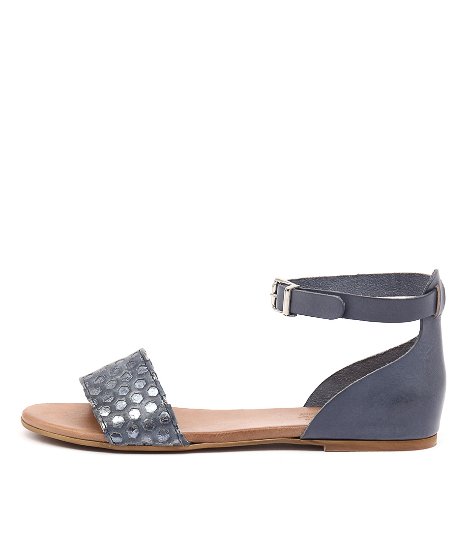 Beltrami Gabriela Cielo (Denim) Sandals