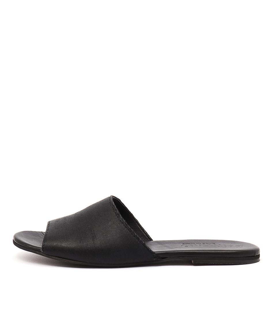 Beltrami Gallos Be Nero Sandals