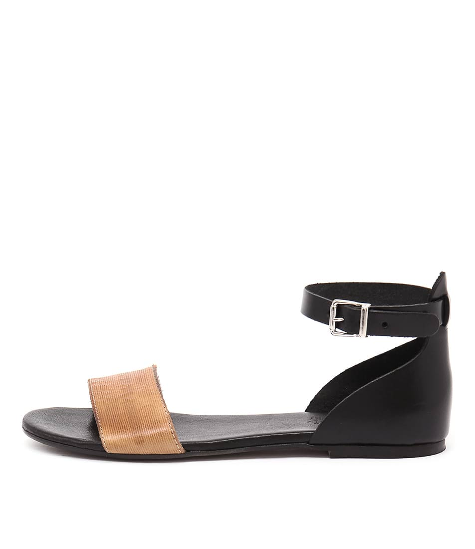 Beltrami Geneva Be Nero Sandals