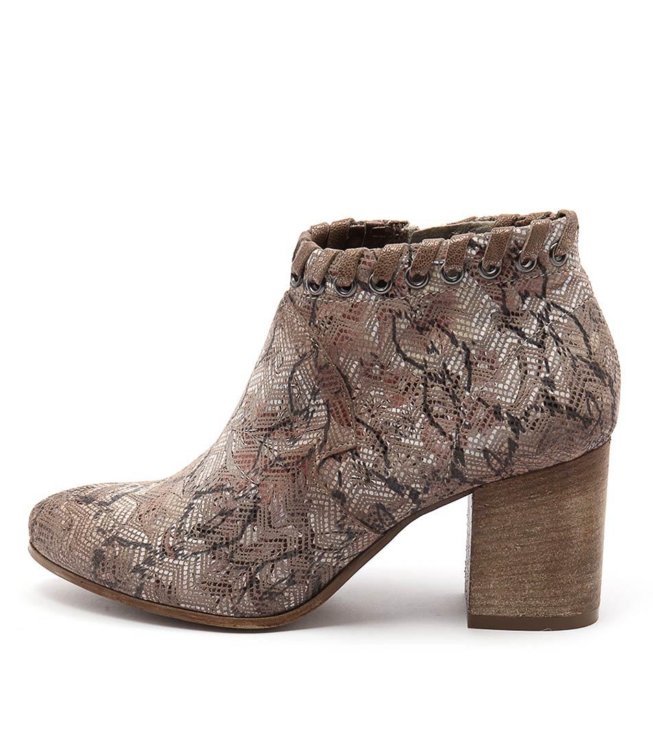 Beltrami Dahna Multi Ankle Boots