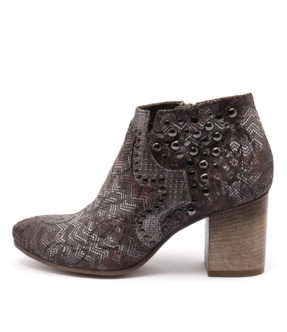 Beltrami Dona Multi Ankle Boots