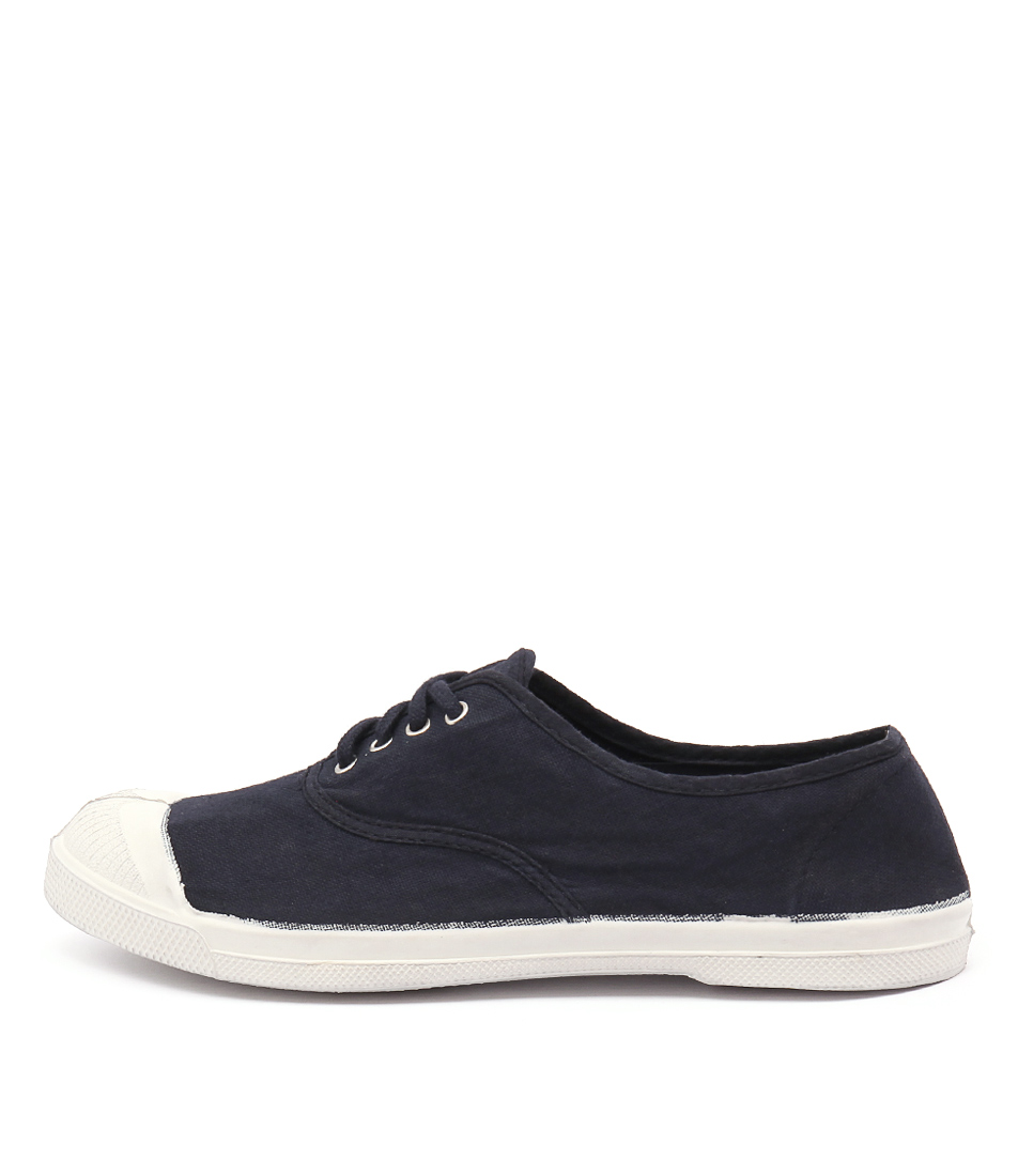 Ben Simon Lacet Navy Sneakers