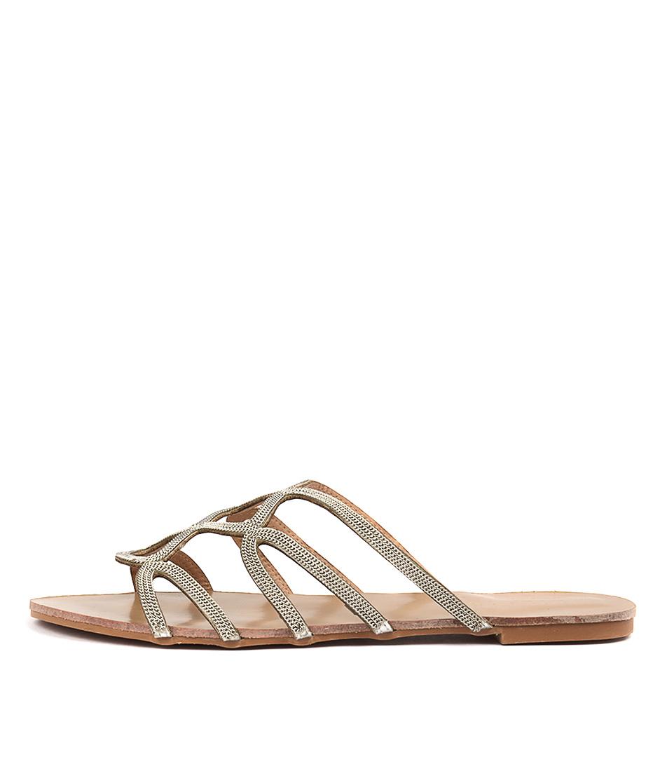 Billini Santana Silver Sandals