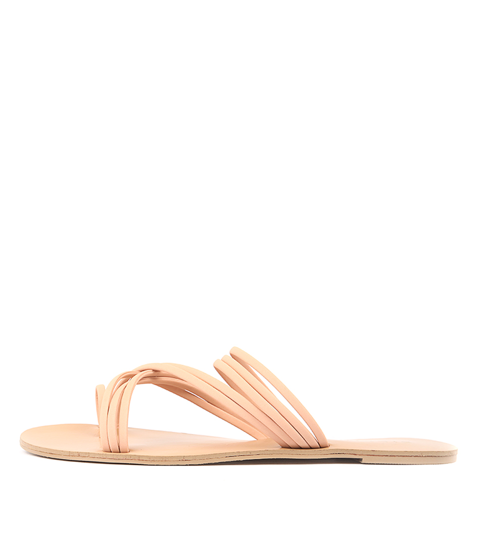 buy Billini Clio Nude Sandals shop Billini Sandals online