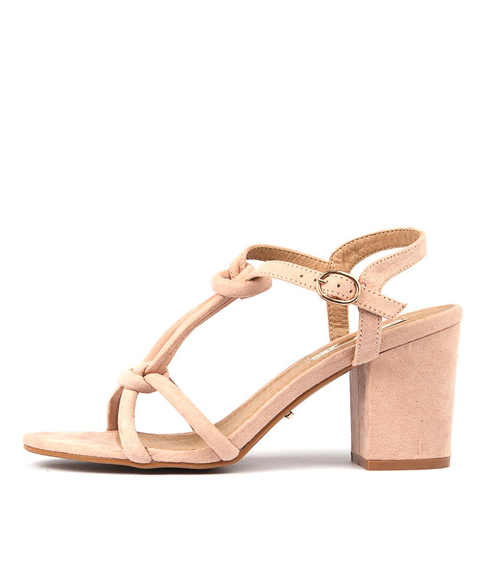 Billini Carella Bi Blush Heeled Sandals