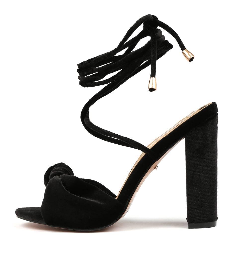 Billini Liviah Black Sandals