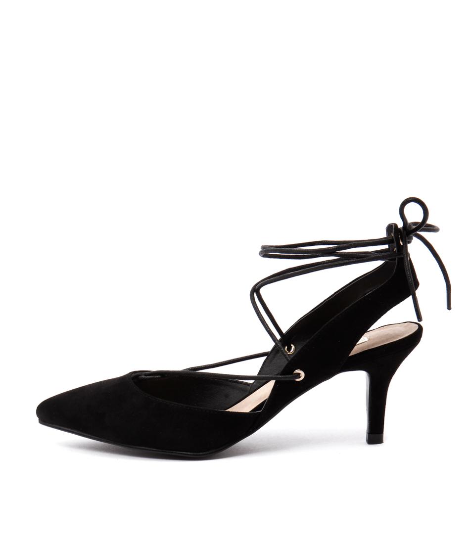 Billini Naples Black Shoes