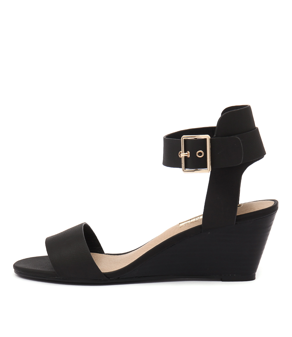 Billini Besha Black Sandals