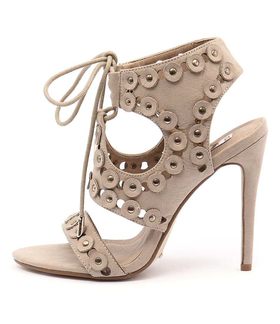Billini Dessa Nude Dress Heeled Sandals