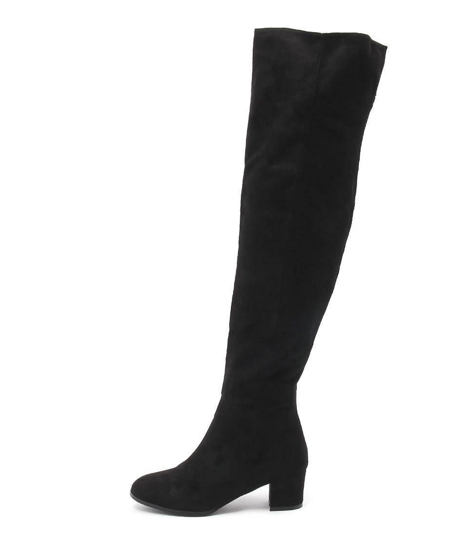 Billini Tivoli Black Long Boots