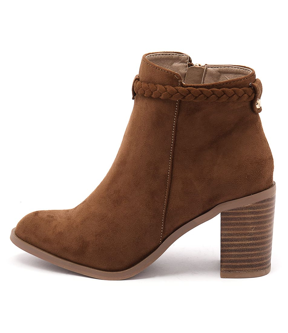 Billini Ivana Tan Ankle Boots