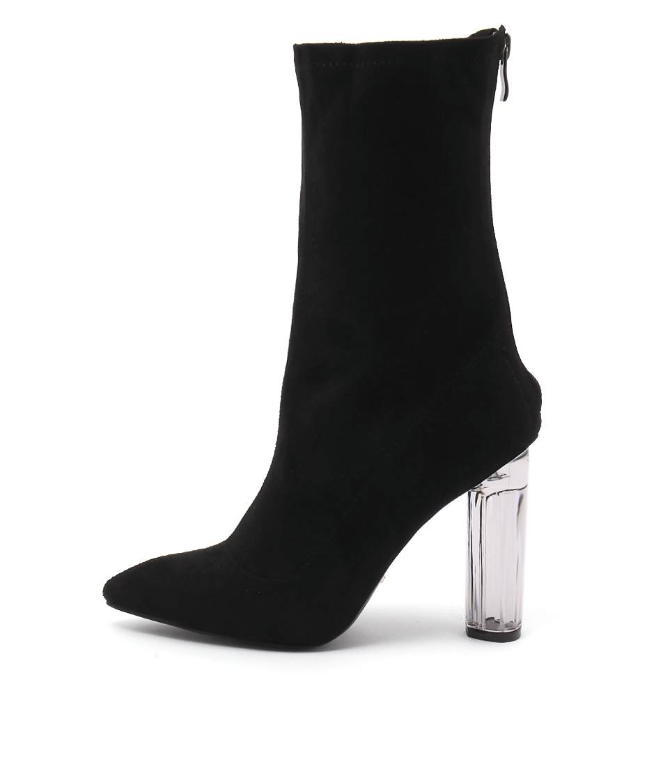 Billini Evita Black Ankle Boots