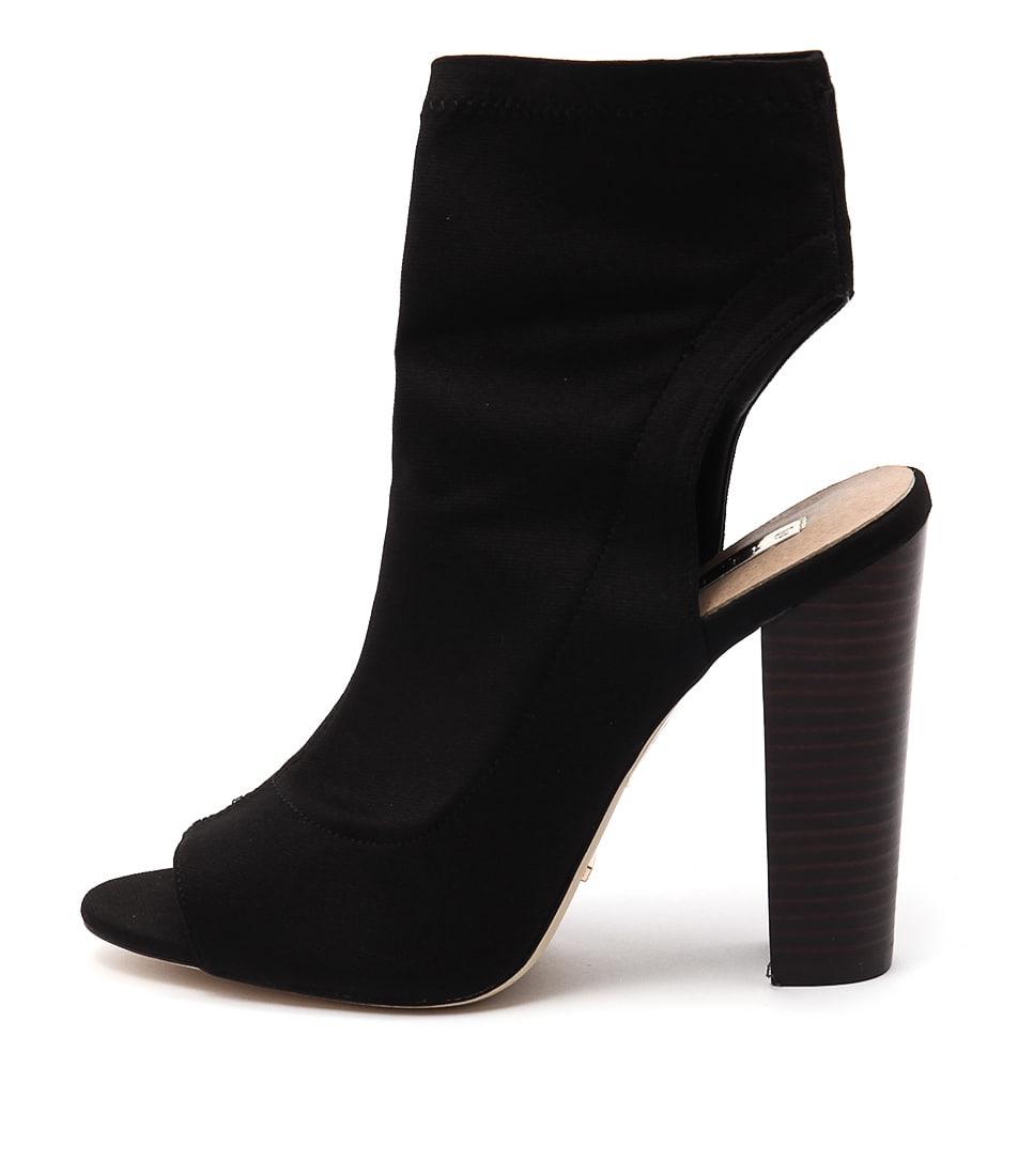 Billini Sebastian Black Dress Ankle Boots