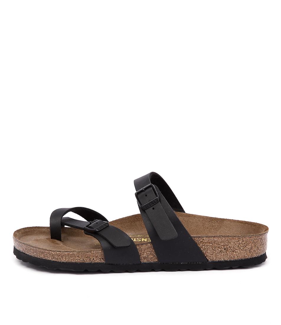 Birkenstock Mayari Black Sandals