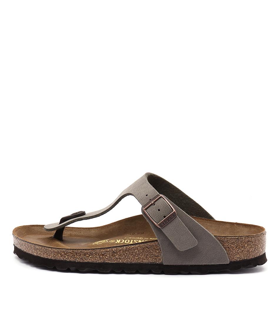 Birkenstock Gizeh Stone Casual Flat Sandals