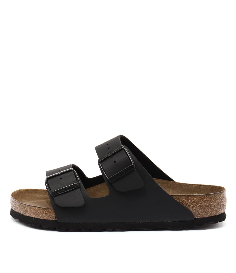 Birkenstock Arizona Black Casual Flat Sandals