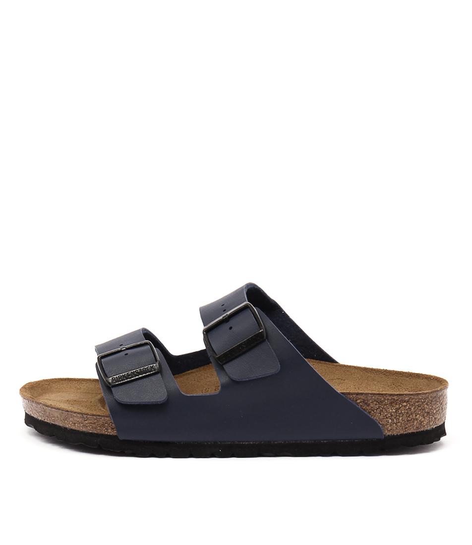Birkenstock Arizona Blue Flat Sandals