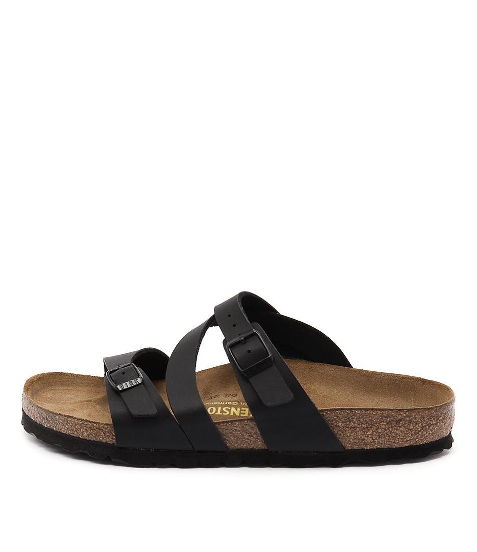 Birkenstock Salina Black Sandals