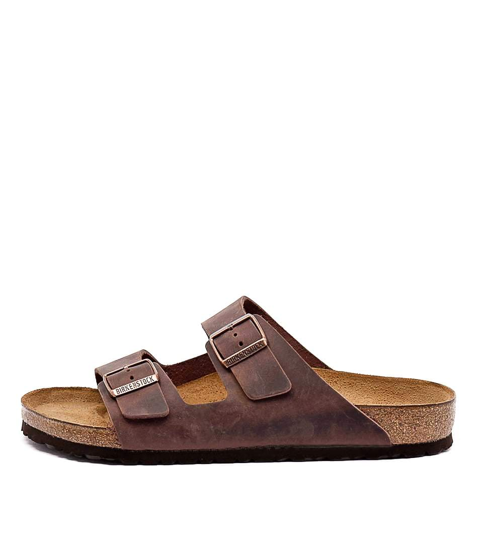 Buy Birkenstock Arizona Habana Flat Sandals online with free shipping