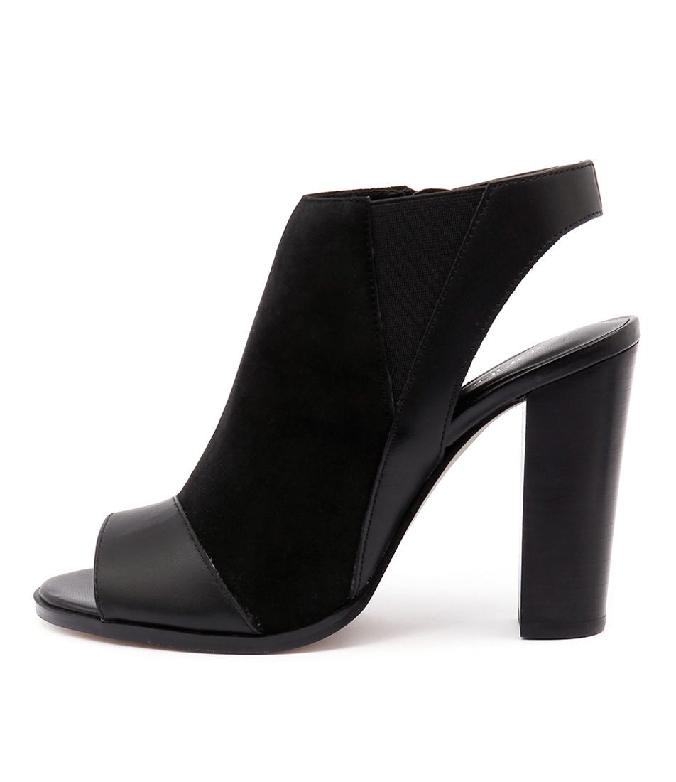 Bonbons Nanny Black Heels