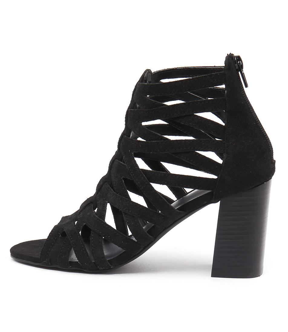 Bonbons Kendell Black Sandals