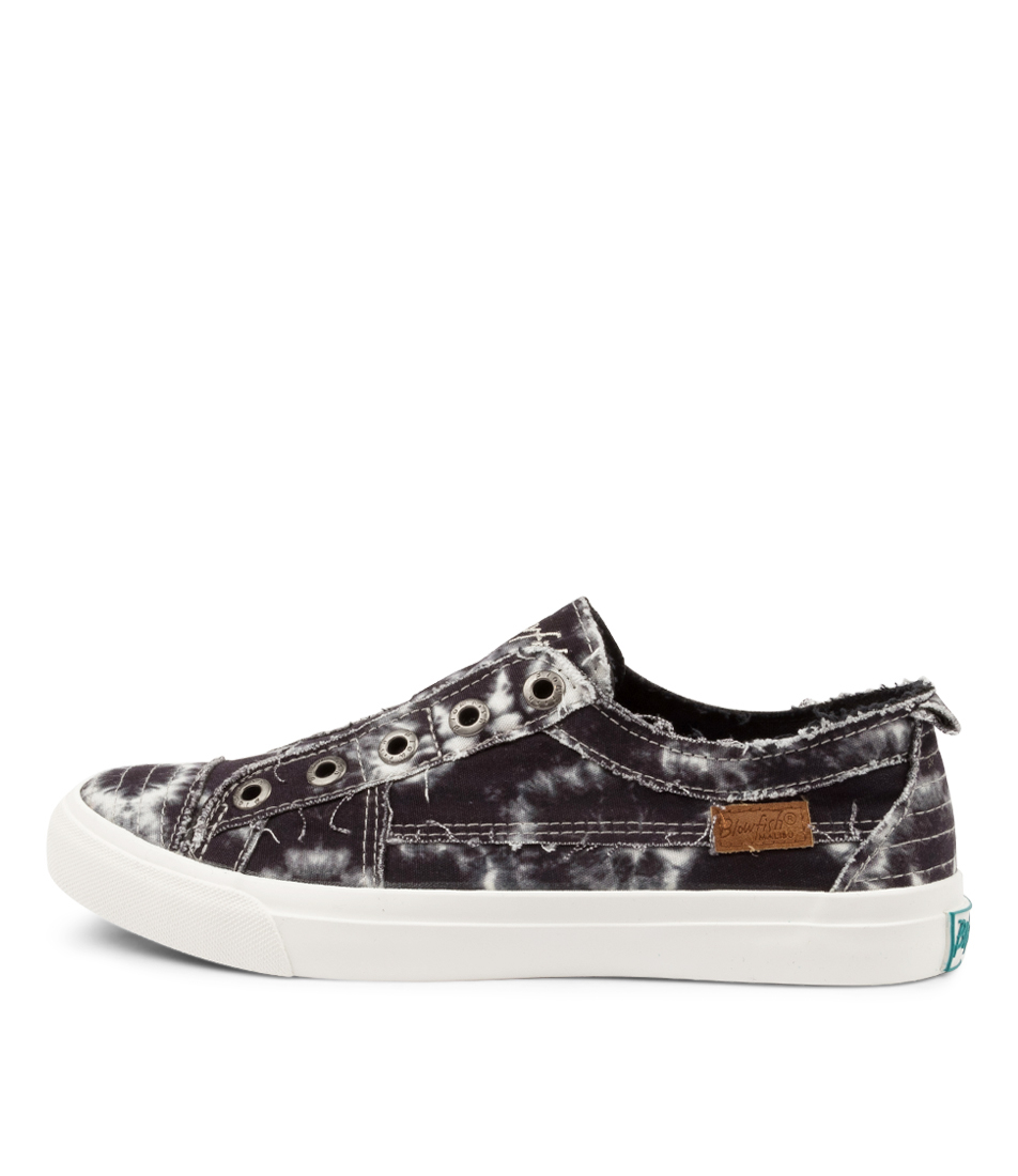 Buy Blowfish Play Bw Shadow Tie Dye Sneakers online with free shipping