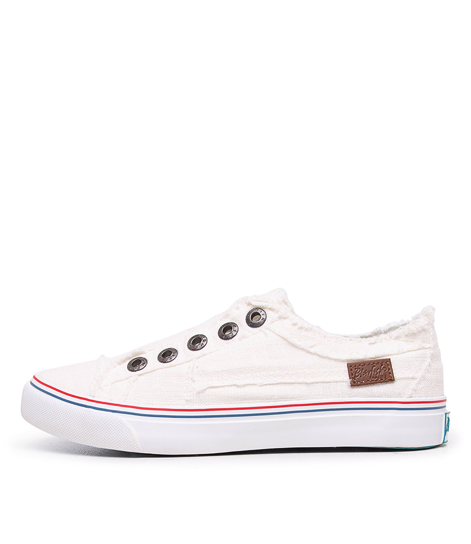 Buy Blowfish Play Bw White Sneakers online with free shipping