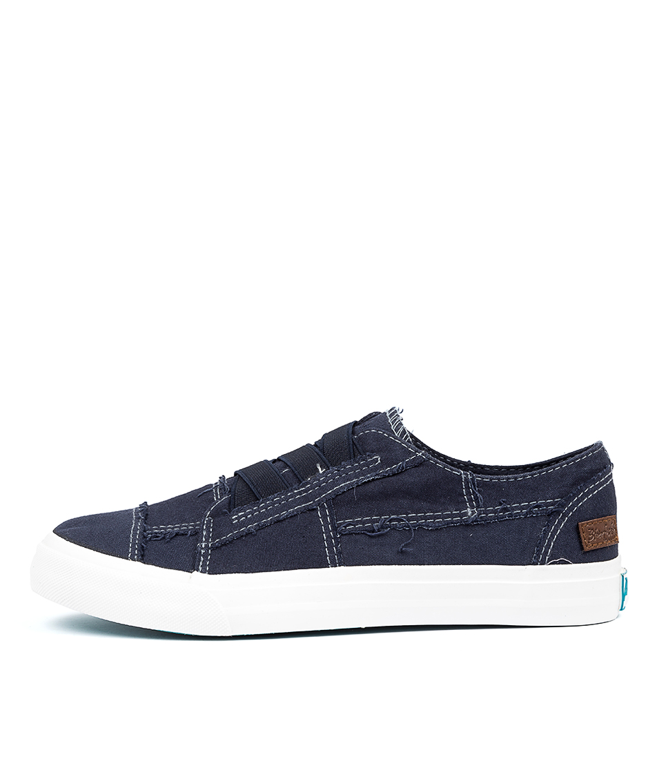 Buy Blowfish Marley Bw Pure Navy Sneakers online with free shipping