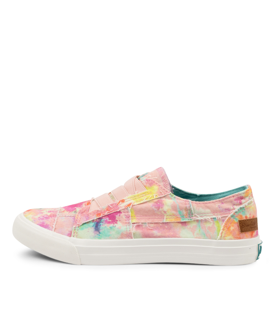 Buy Blowfish Marley Bw Pink Rainwater Sneakers online with free shipping