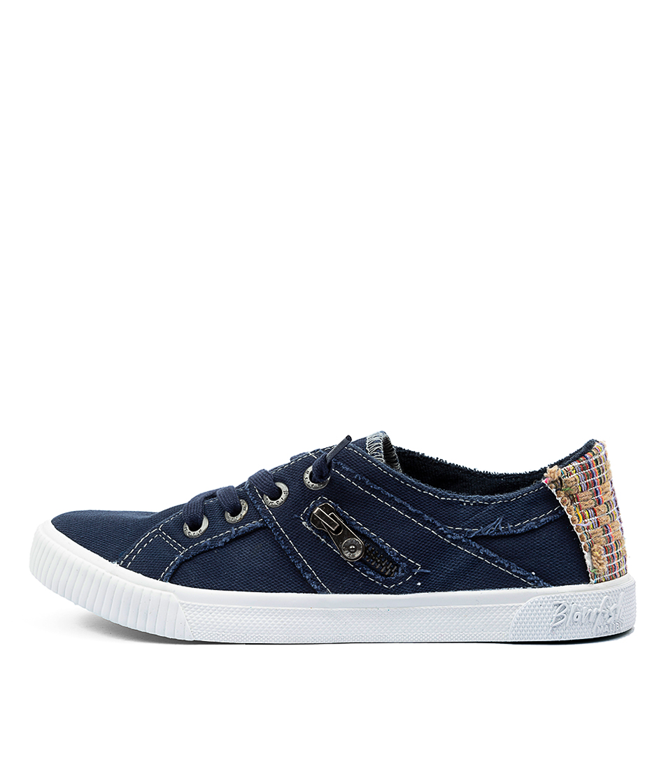 Buy Blowfish Fruit Pure Navy Sneakers online with free shipping