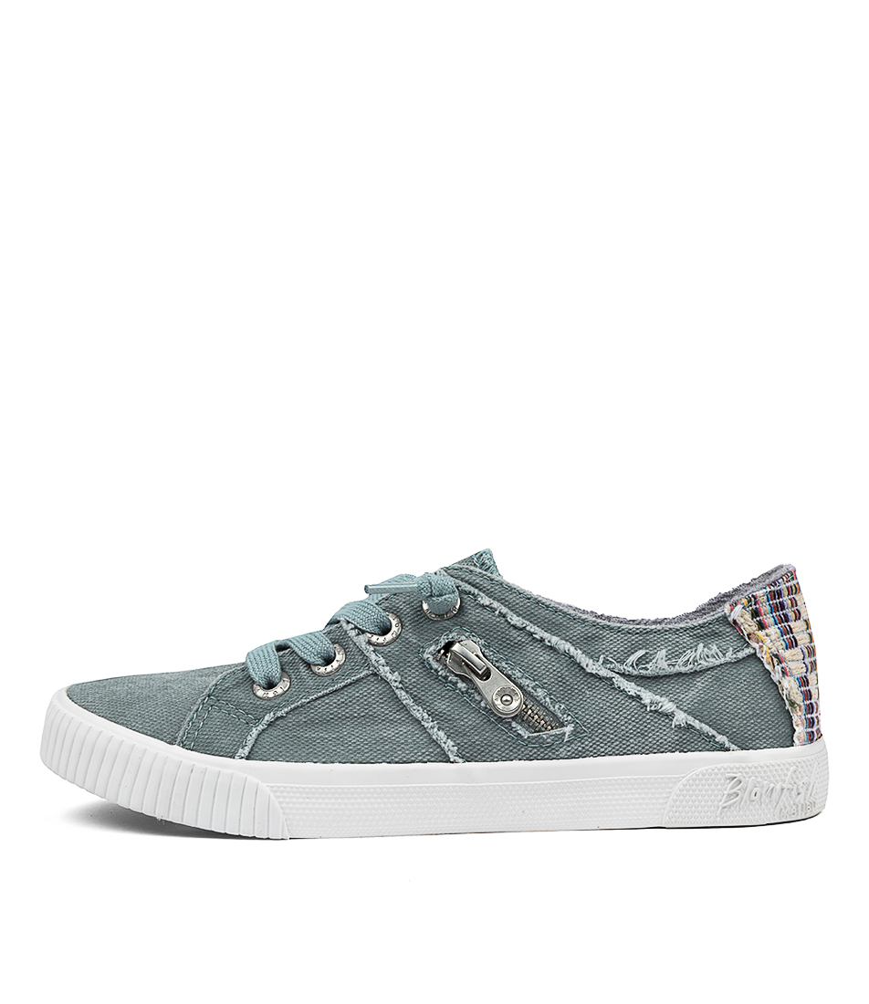 Buy Blowfish Fruit Dusty Blue Sneakers online with free shipping