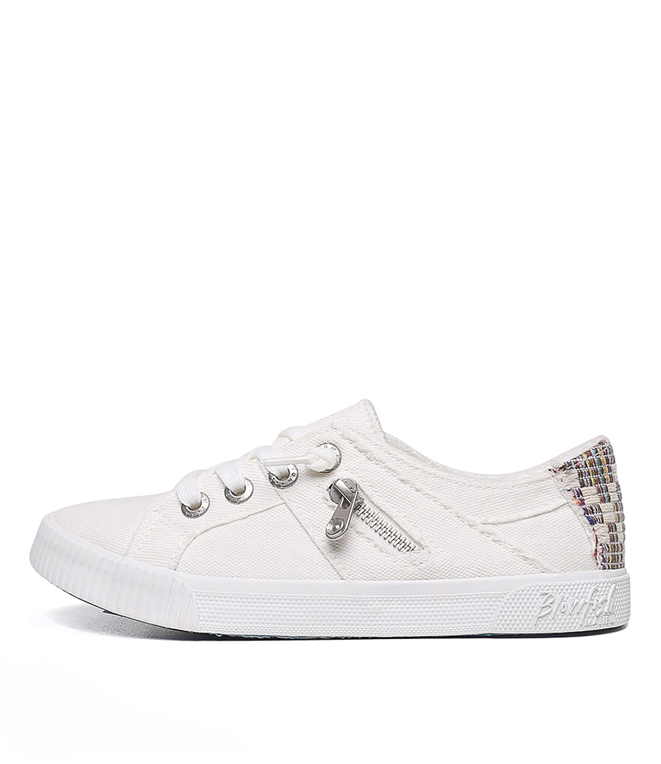 Buy Blowfish Fruit White Sneakers online with free shipping