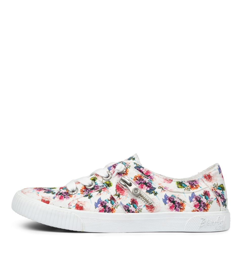 Buy Blowfish Fruit Off White Starbella Print Sneakers online with free shipping