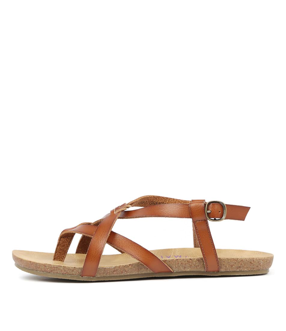 Buy Blowfish Granola B Scotch Flat Sandals online with free shipping