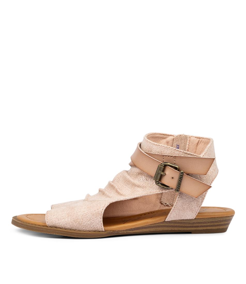 Buy Blowfish Balla Bw Blush Flat Sandals online with free shipping