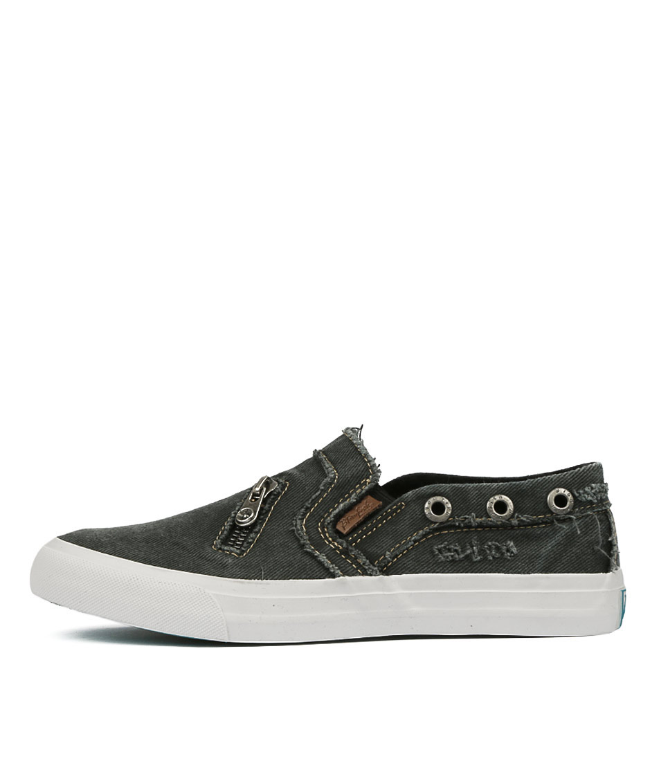 Buy Blowfish Mariachi Black Smoked Sneakers online with free shipping