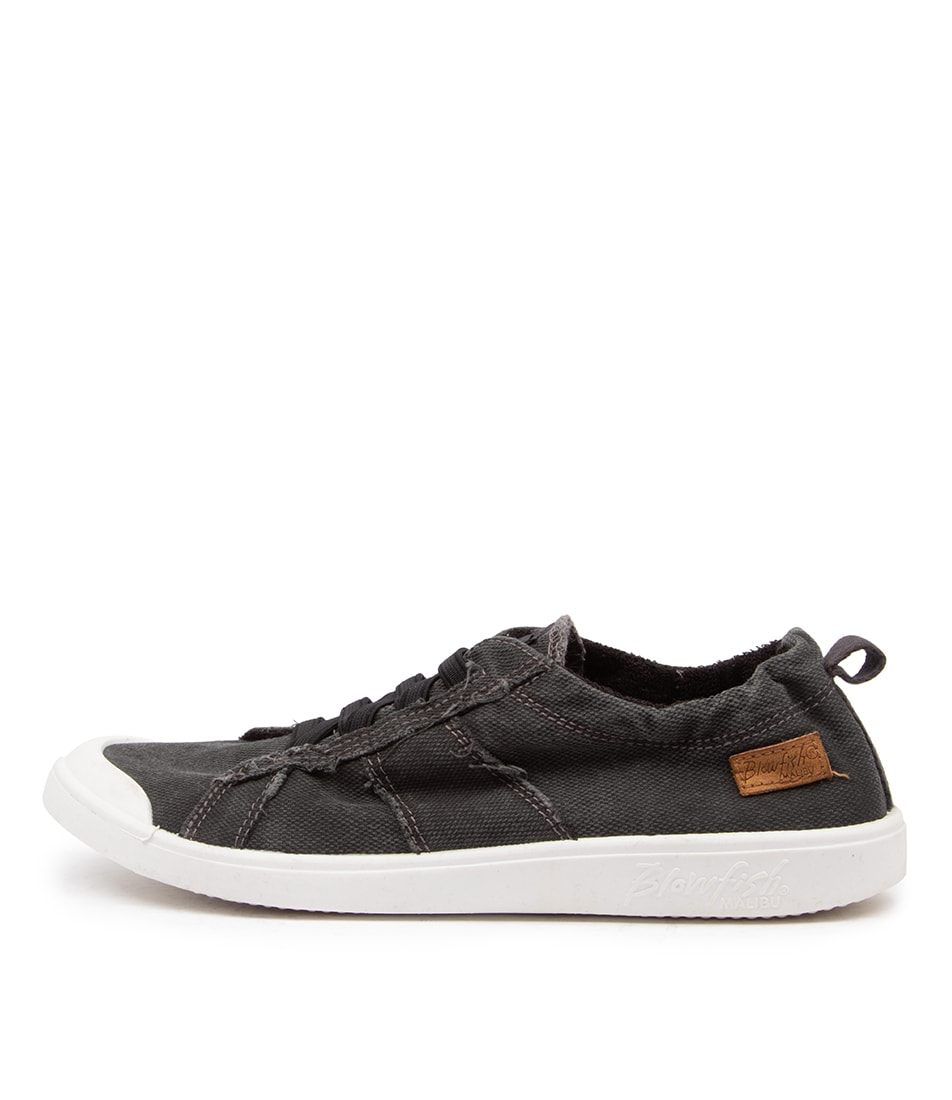 Buy Blowfish Vex Bw Black Smoked Sneakers online with free shipping