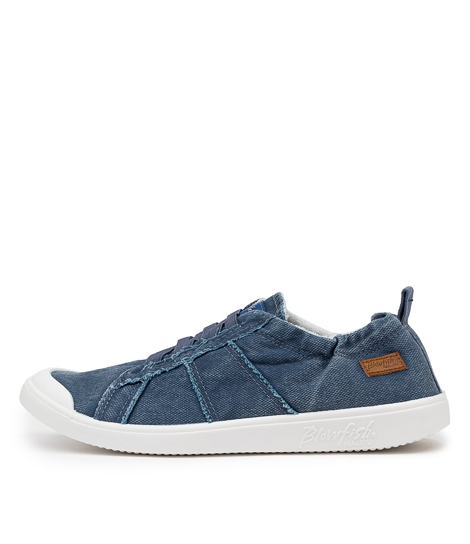 Buy Blowfish Vex Bw Smoked Blue Sneakers online with free shipping