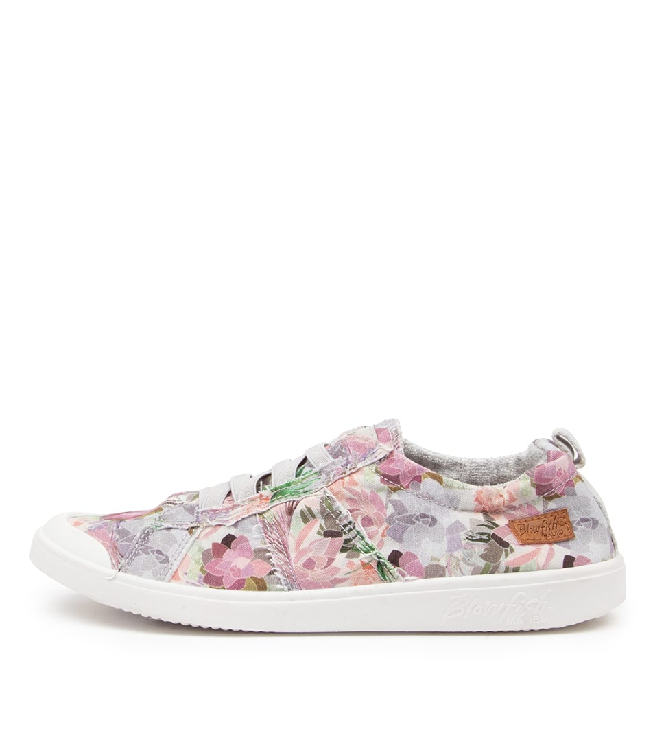 Buy Blowfish Vex Bw Sweet Grey Superbloom Sneakers online with free shipping