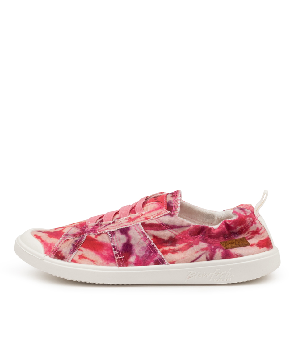 Buy Blowfish Vex Bw Berry Crush Tie Dye Sneakers online with free shipping