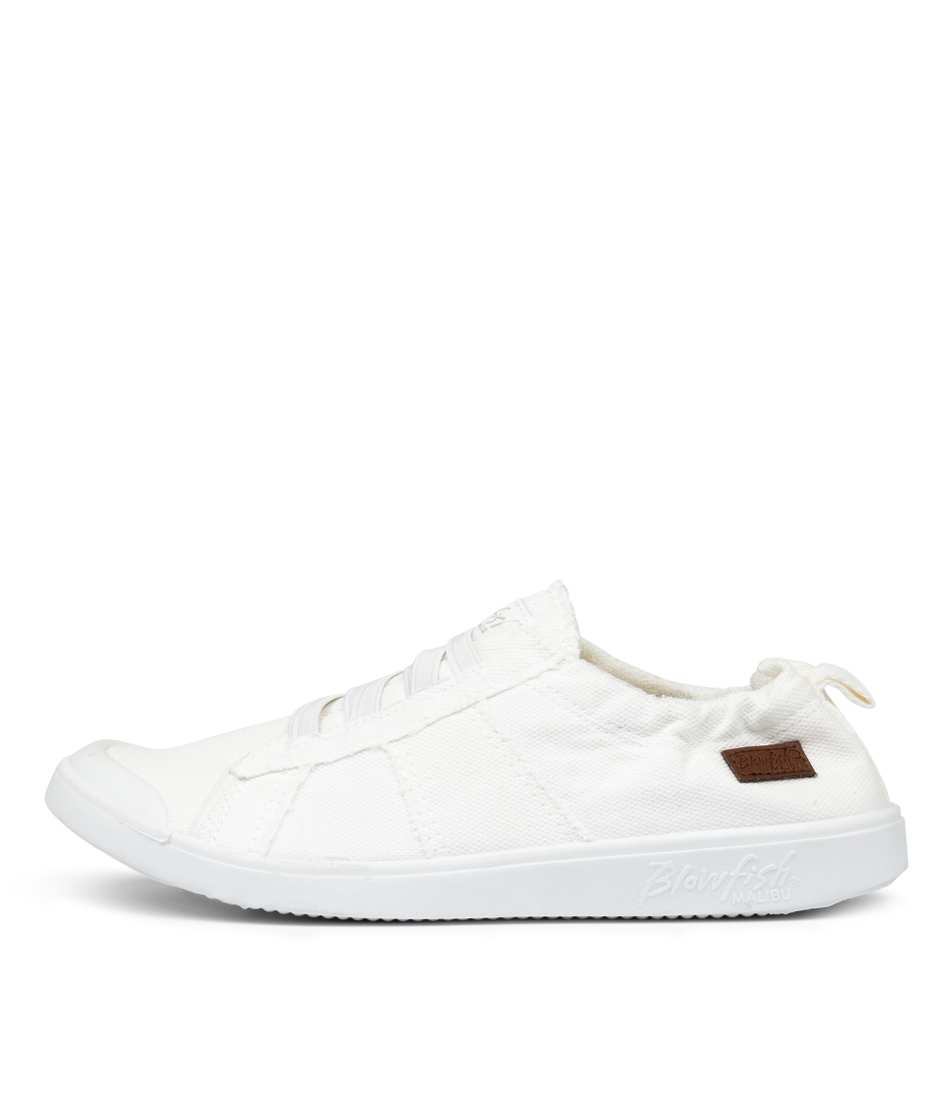 Buy Blowfish Vex Bw White Sneakers online with free shipping