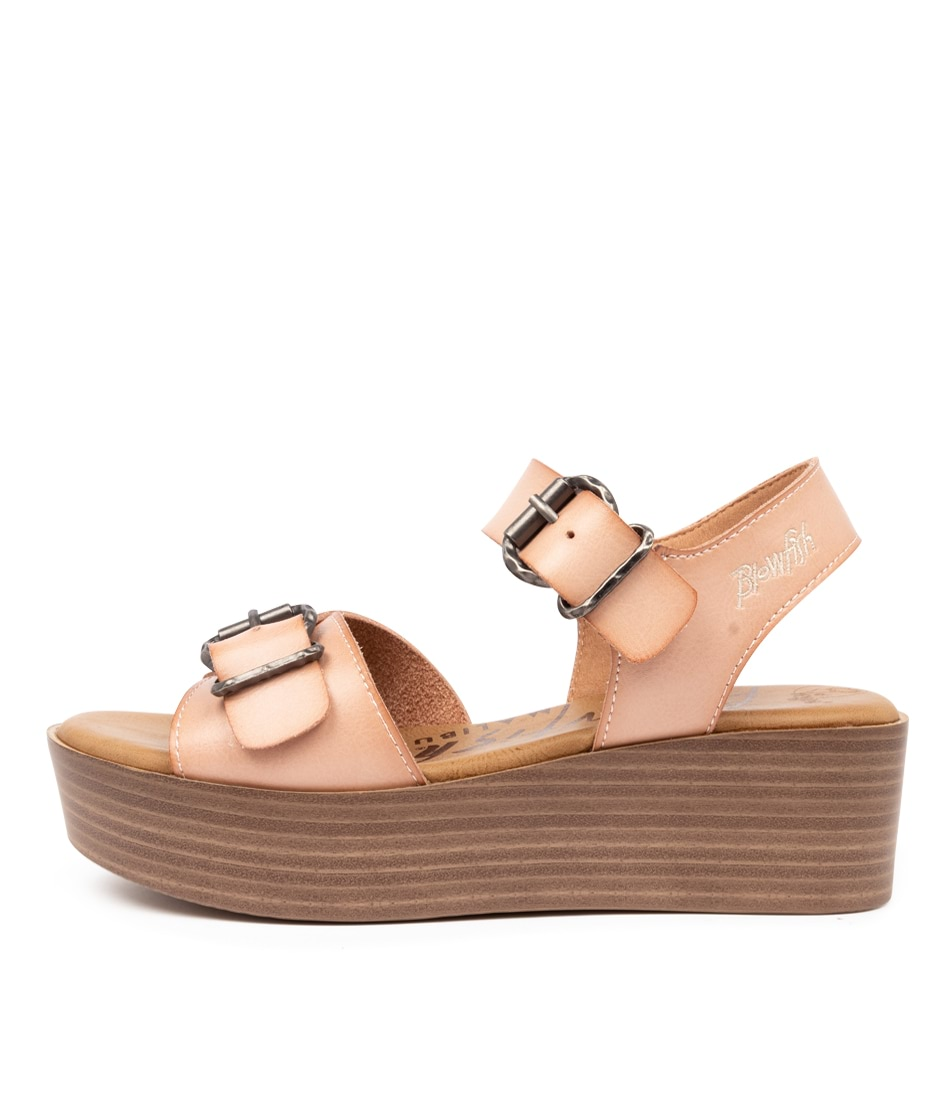 Buy Blowfish Leeds Bw Blush Sandals online with free shipping