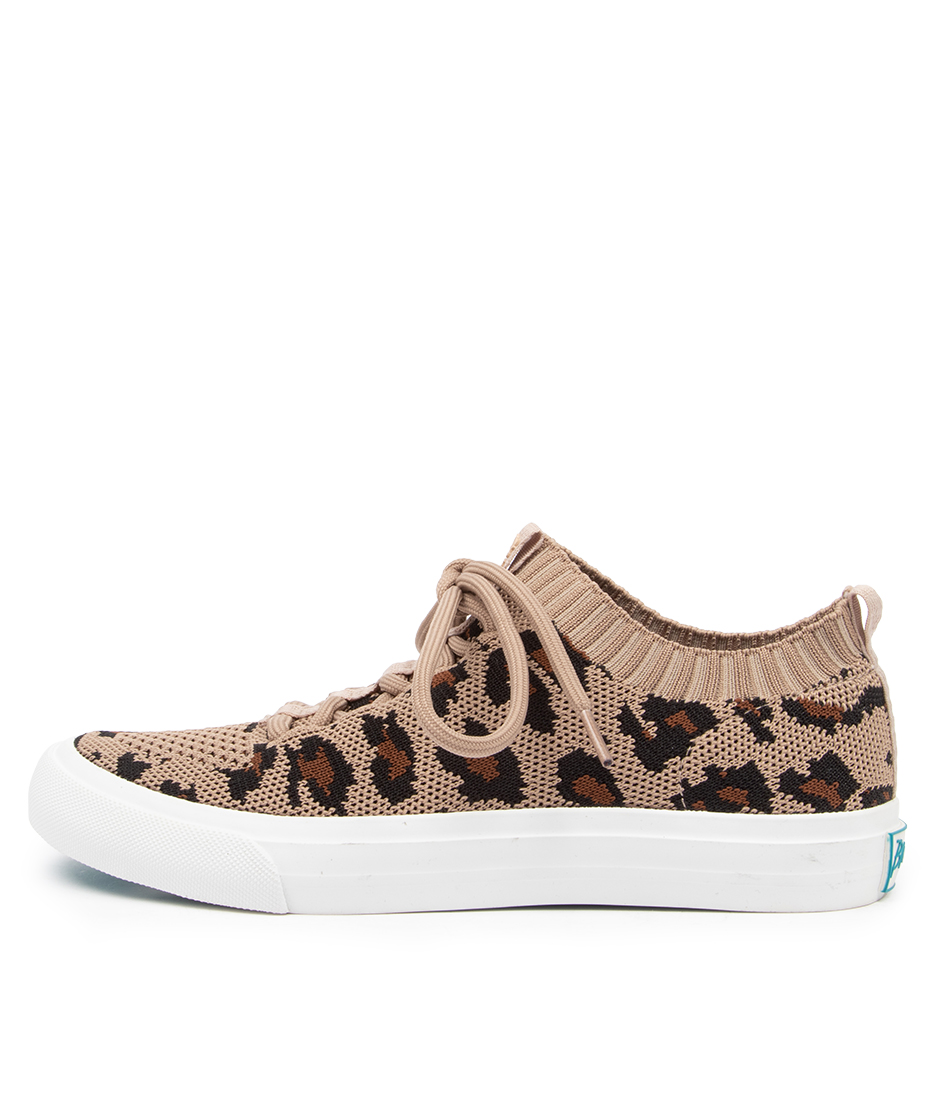 Buy Blowfish Mazaki Bw Latte Alley Cat Sneakers online with free shipping