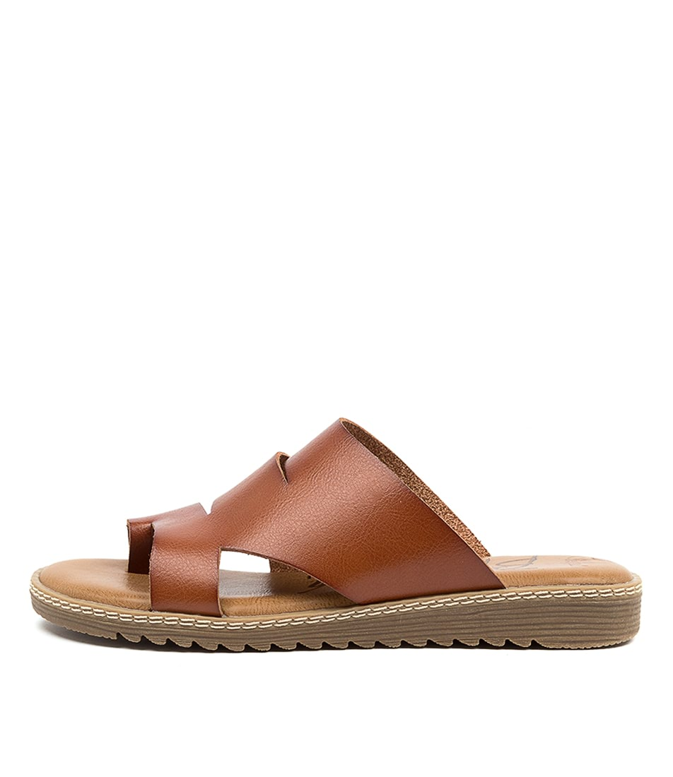 Buy Blowfish Okra Bw Scotch Flat Sandals online with free shipping