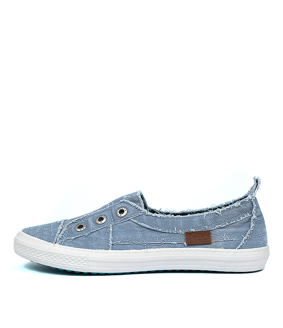 Buy Blowfish Aussie Bw Baby Blue Sneakers online with free shipping