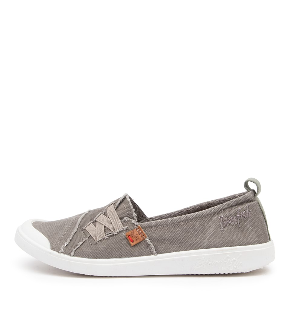 Buy Blowfish Venus Bw Wolf Grey Flats online with free shipping