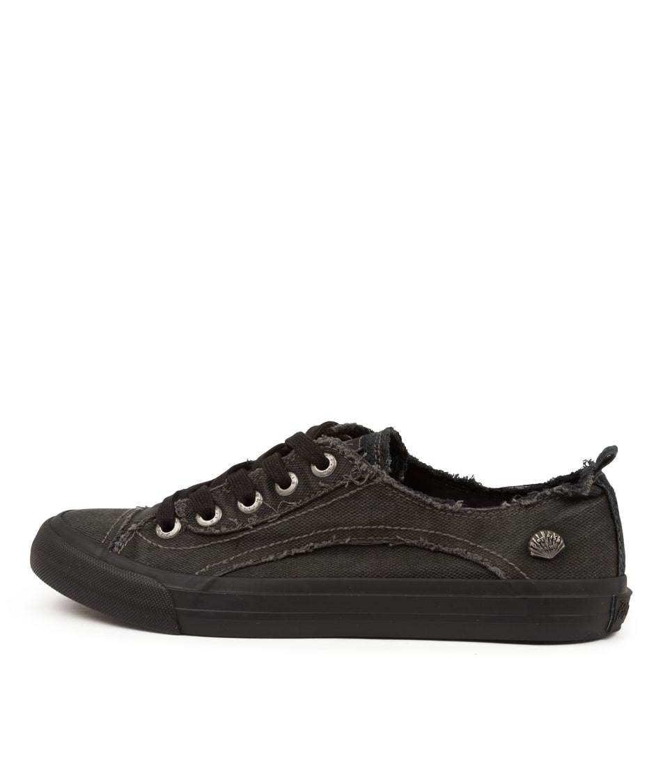 Buy Blowfish Merci Bw Black Black Sole Sneakers online with free shipping