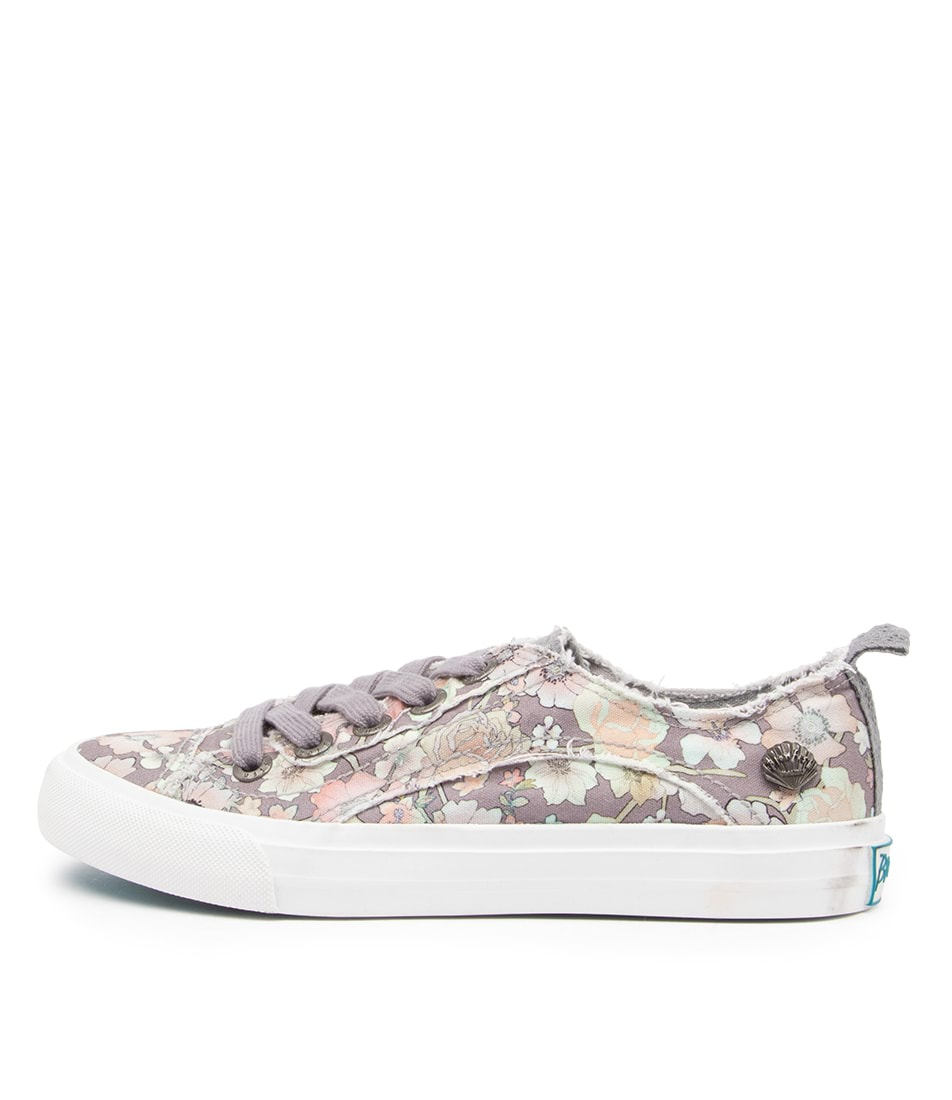 Buy Blowfish Merci Bw Gray Gypsy Sneakers online with free shipping
