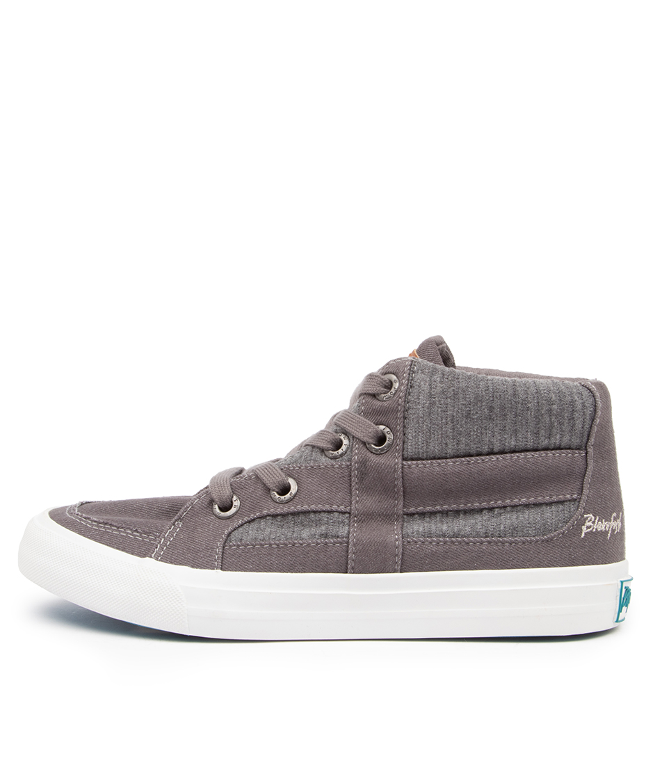 Buy Blowfish Montreal Bw Grey Dusty Sneakers online with free shipping