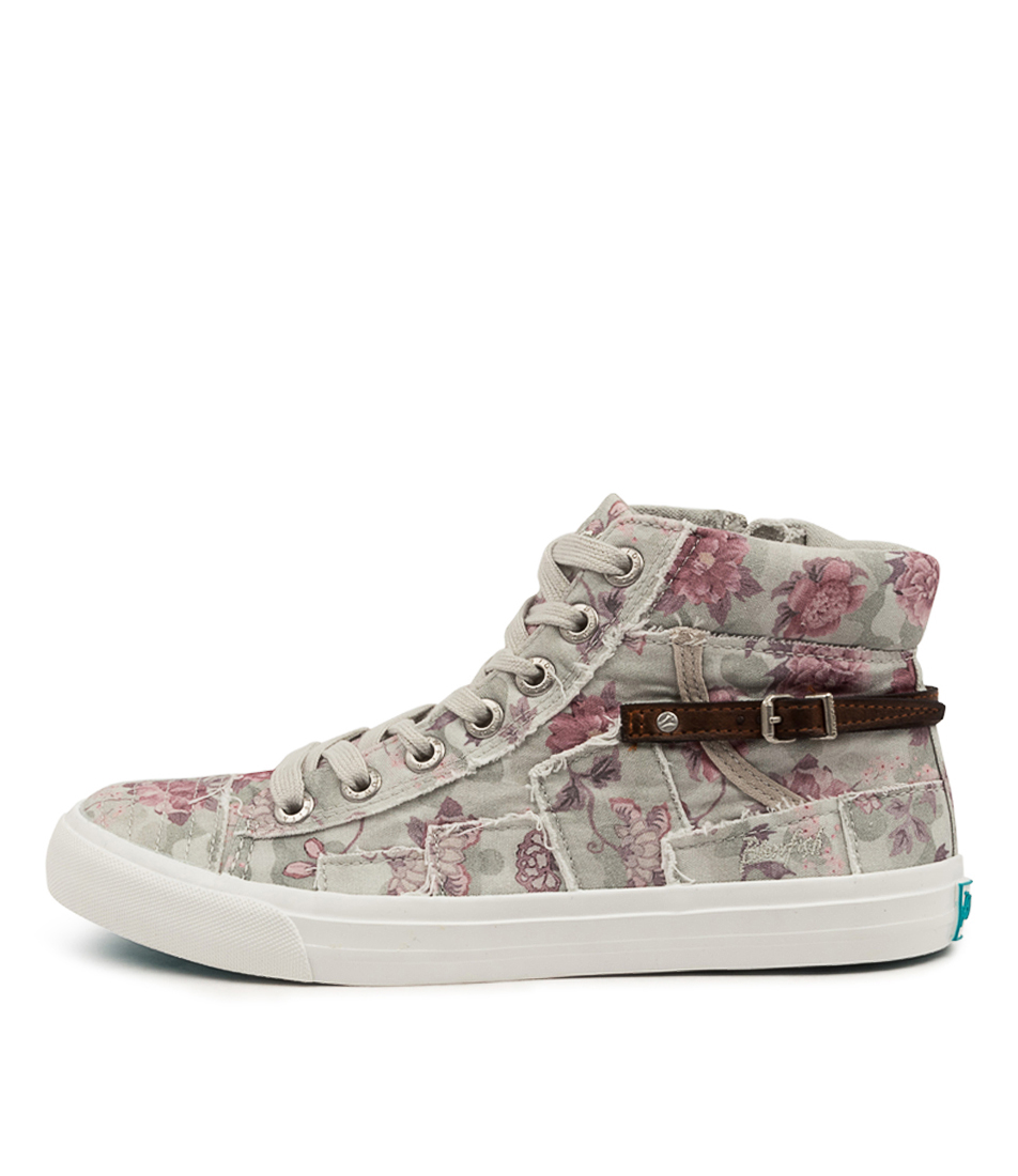 Buy Blowfish Memphis Bw Olive Garden Camo Sneakers online with free shipping